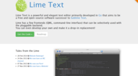 G_lime-text-open-source